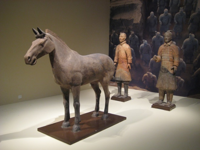 Taoism and the Nature of Horses