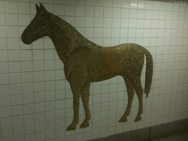 New York Subway Art