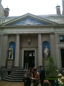 Van Loon House Museum, coach house