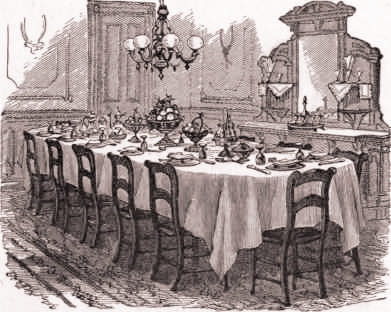Horse-oil Gâteau and Pegasus Filet: a Hippophagic Banquet