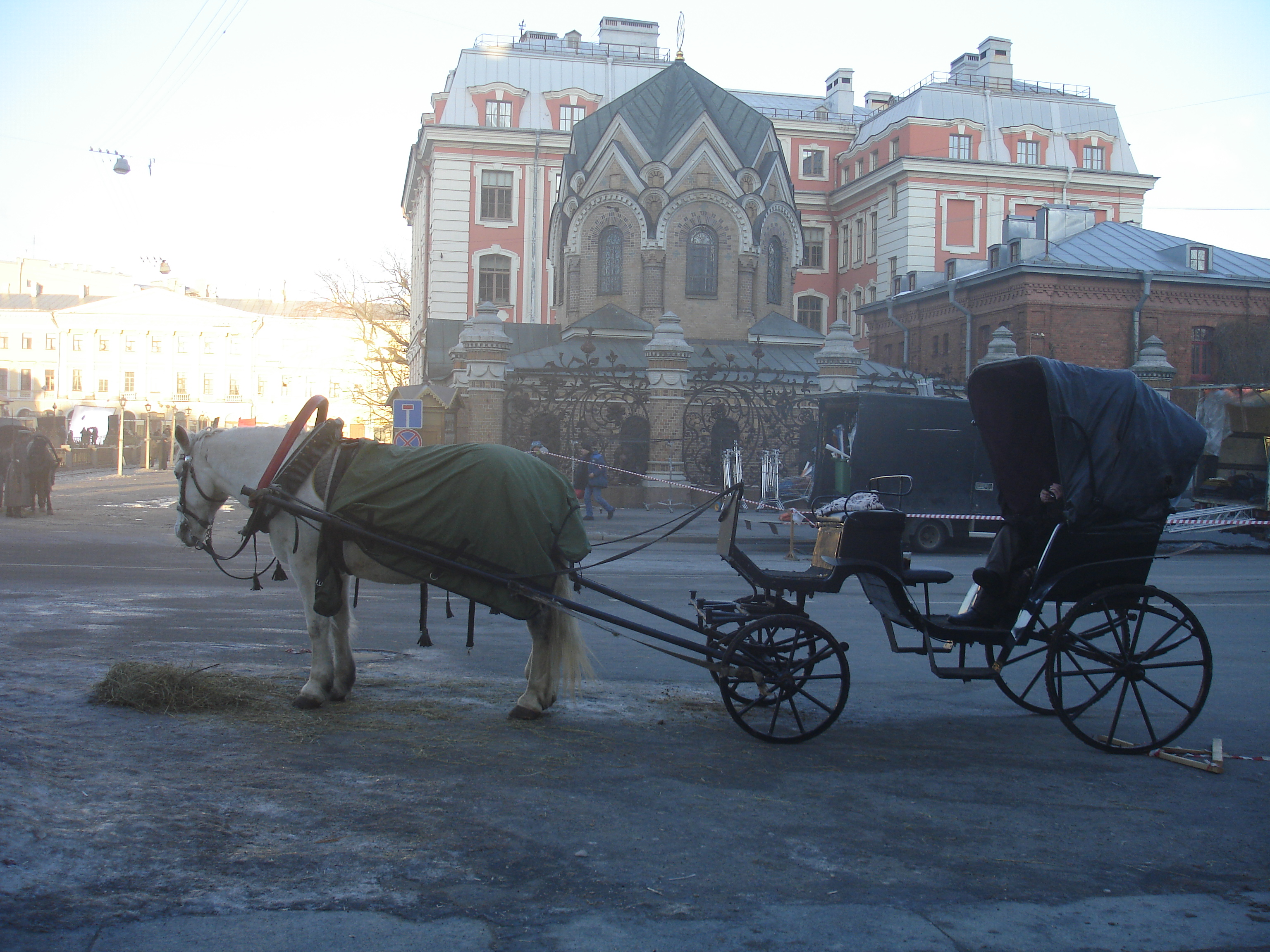 Haunted by Horses in St Petersburg – Susanna Forrest